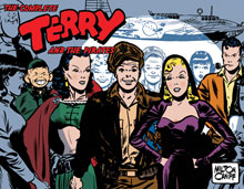 Image: Complete Terry & The Pirates Vol. 06: 1945-1946 HC  - IDW Publishing