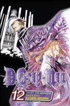 Image: D Gray Man Vol. 12 SC  - Viz Media LLC