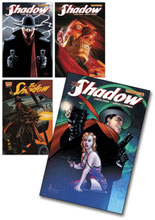 Image: Shadow #6 - D. E./Dynamite Entertainment