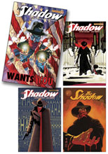 Image: Shadow #7 - D. E./Dynamite Entertainment