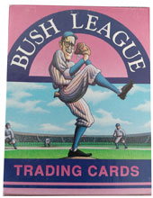 Image: Bush League Trading Cards  - Eclipse