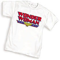 Image: Wonder Woman Logo Womens T-Shirt  (XL) -
