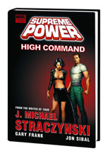 Image: Supreme Power: High Command HC  - Marvel Comics