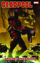 Image: Deadpool Vol. 01: Secret Invasion SC  - Marvel Comics