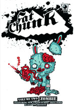 Image: Fat Chunk Vol. 02: Zombie GN  - Amaze Ink/Slave Labor Graphics