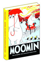 Image: Moomin Complete Tove Jansson Comic Strip Vol. 04 HC  - Drawn & Quarterly