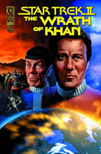 Image: Star Trek: Wrath of Khan #1 - IDW Publishing