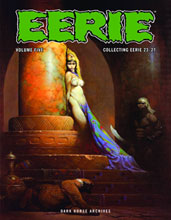 Image: Eerie Archives Vol. 05 HC  - Dark Horse