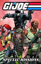 Image: G.I. Joe: Special Missions Vol. 01 SC  - IDW Publishing