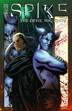 Image: Spike: The Devil You Know #1 - IDW Publishing