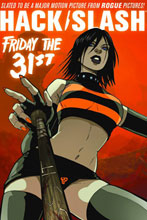 Image: Hack Slash Vol. 03: Friday the 31st SC  (Image ed.) - Image Comics