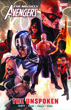 Image: Mighty Avengers: Unspoken SC  - Marvel Comics