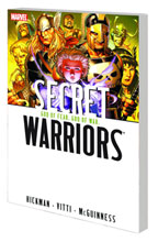 Image: Secret Warriors Vol. 02: God of Fear, God of War SC  - Marvel Comics