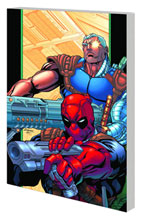 Image: Deadpool & Cable: Ultimate Collection Book 02 SC  - Marvel Comics