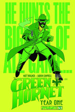 Image: Green Hornet Year One #3 (25-copy Cassaday B&W incentive cover) (v25) - Dynamite