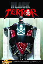 Image: Black Terror Vol. 02 SC  - D. E./Dynamite Entertainment