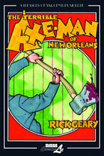 Image: Axe-Man of New Orleans: A Treasury 20th Century Murder Vol. 03 HC  - NBM