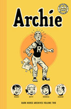 Image: Archie Archives Vol. 02 HC  - Dark Horse
