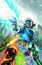 Image: Flashpoint: Citizen Cold #1 - DC Comics