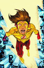 Image: Flashpoint: Kid Flash Lost #1 - DC Comics