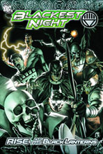 Image: Blackest Night: Rise of the Black Lanterns SC  - DC Comics