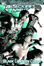 Image: Blackest Night: Black Lantern Corps Vol. 02 SC  - DC Comics
