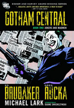 Image: Gotham Central Book 02: Jokers and Madmen SC  - DC Comics