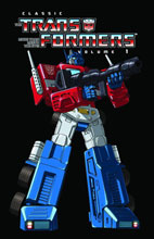 Image: Transformers Classics Vol. 01 SC  - IDW Publishing