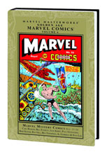 Image: Marvel Masterworks: Golden Age Marvel Comics Vol. 06 HC  - Marvel Comics