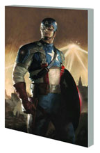 Image: Captain America: First Vengeance SC  - Marvel Comics