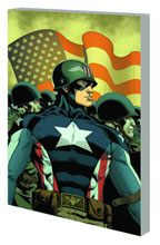 Image: Captain America: Fighting Avenger SC GN  - Marvel Comics