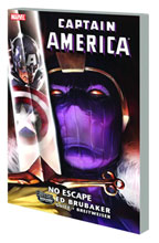 Image: Captain America: No Escape SC  - Marvel Comics