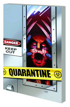 Image: Uncanny X-Men: Quarantine SC  - Marvel Comics