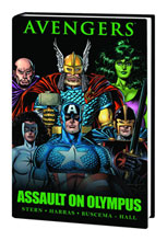 Image: Avengers: Assault on Olympus HC  - Marvel Comics
