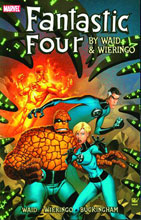 Image: Fantastic Four by Waid & Wieringo Ultimate Collection Book 01 SC  - Marvel Comics