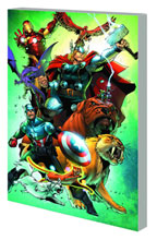 Image: Avengers vs. Pet Avengers SC  - Marvel Comics