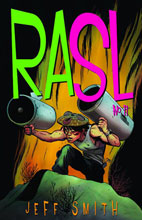 Image: RASL #11 - Cartoon Books