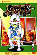 Image: Case Closed Vol. 39 SC  - Viz Media LLC