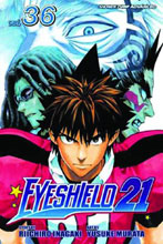 Image: Eyeshield 21 Vol. 36 SC  - Viz Media LLC
