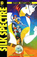 Image: Before Watchmen: Silk Spectre #1 - DC Comics