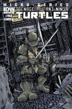Image: Teenage Mutant Ninja Turtles Micro Series Vol. 01 SC  - IDW Publishing