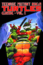 Image: Teenage Mutant Ninja Turtles Classics Vol. 01 SC  - IDW Publishing