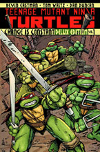 Image: Teenage Mutant Ninja Turtles Vol. 01 HC  (deluxe edition) - IDW Publishing