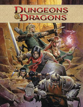 Image: Dungeons & Dragons Vol. 01: Shadowplague SC  - IDW Publishing