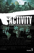 Image: Activity Vol. 01 SC  - Image Comics