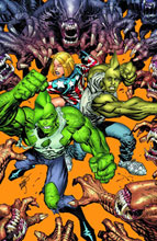 Image: Savage Dragon: Invasion SC  - Image Comics