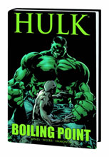 Image: Hulk: Boiling Point HC  - Marvel Comics
