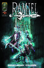 Image: Ramiel: Wrath of God #3 - Ape Entertainment