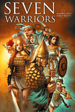 Image: 7 Warriors SC  - Boom! Studios