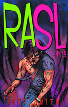 Image: Rasl #15 - Cartoon Books